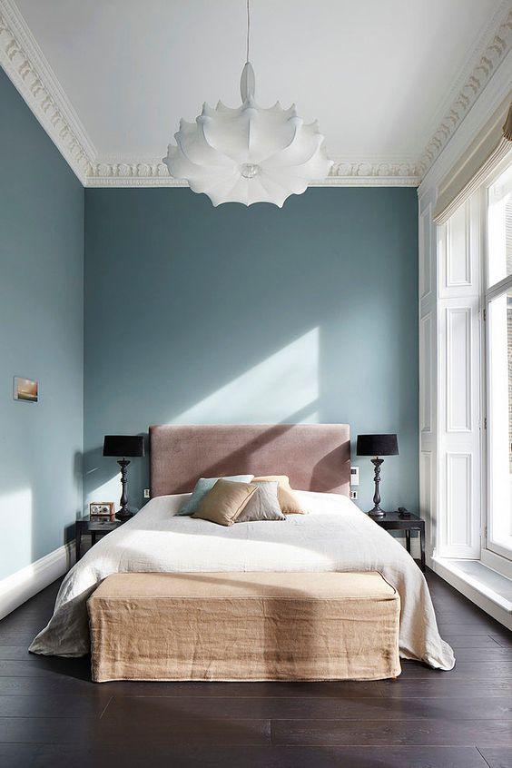 beter slapen door je muren te verven  get inspired  my color, Meubels Ideeën