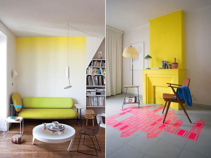 Geef je woonkamer een nieuwe kleur - Get inspired - My Color Passport