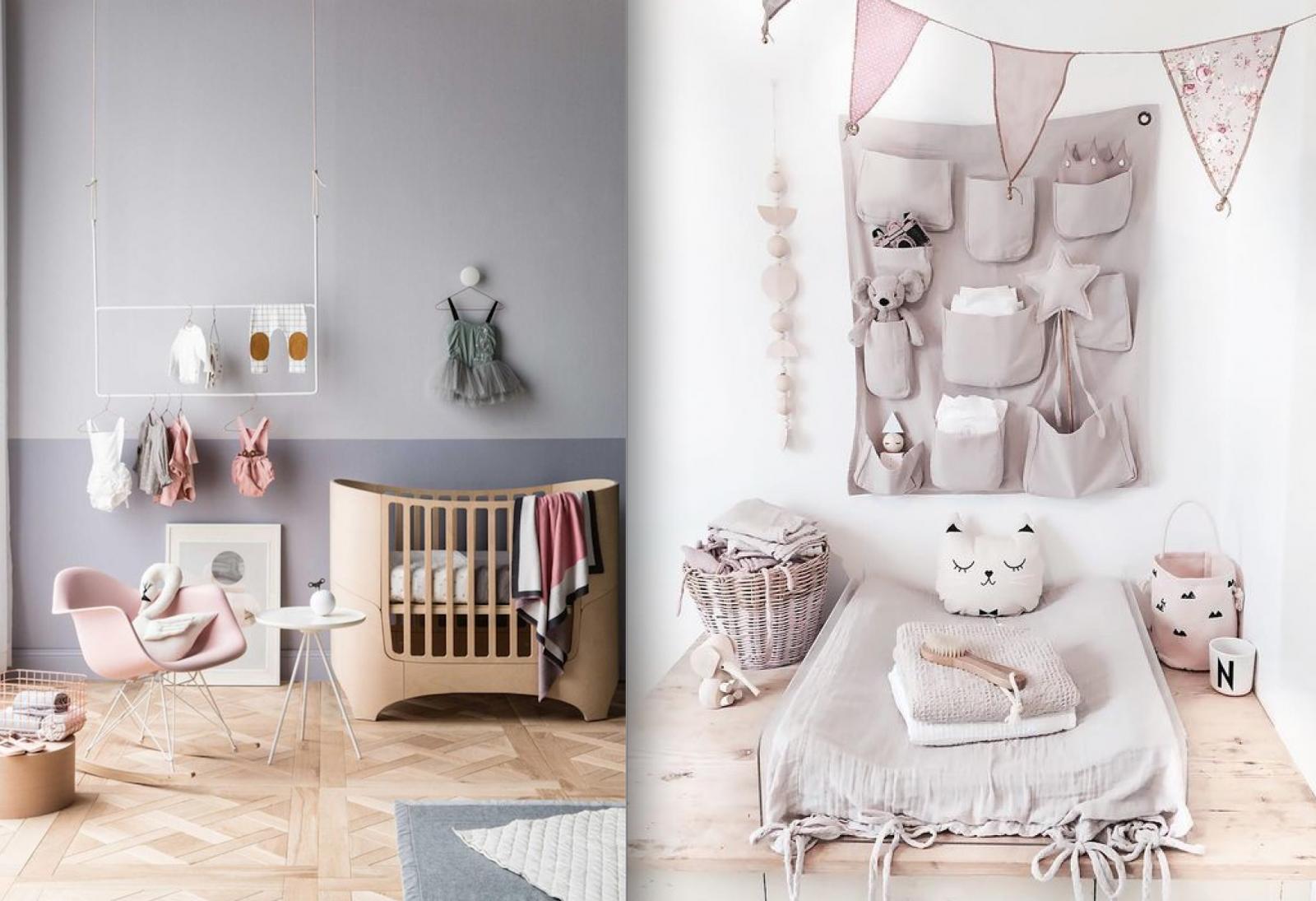 de beste kleur voor je babykamer - get inspired - my color passport, Deco ideeën