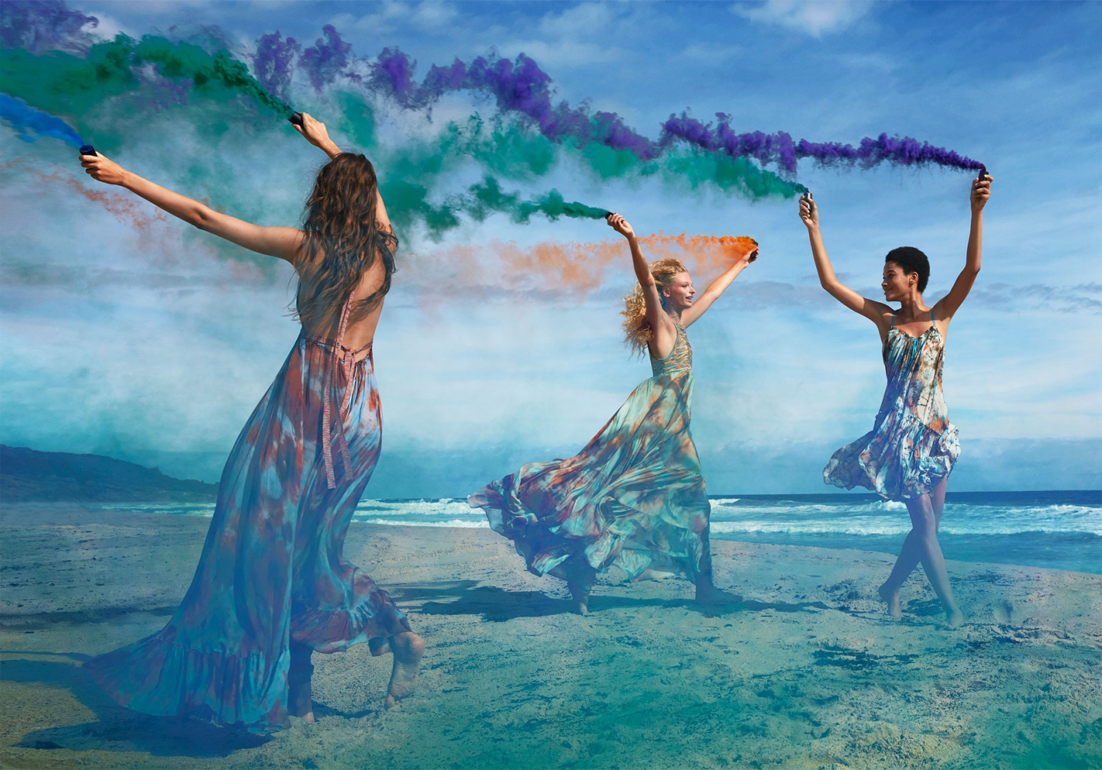 Modecampagnes voor én met kleur - Get inspired - My Color Passport